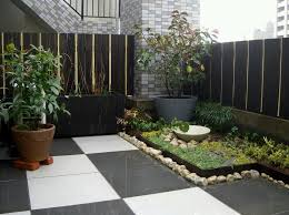 minimalist garden layout in minimalist home 4 home ideas