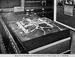 Piggery Floor Plan Design by History 10 Sanatorium Models At The 1915 Pan Pacific Exposition In