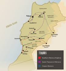 Isfahan On World Map by Morocco Holidays U0026 Cultural Tours Travel The Unknown
