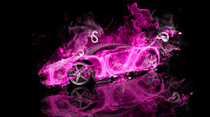 purple ferrari wallpaper photo collection ferrari f430 back fire