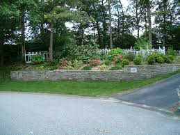 earthworks cape cod stonewall services hardscape service