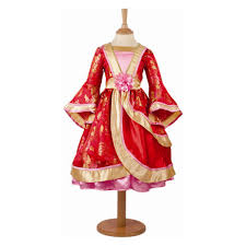 oriental princess childrens costume by travis dress up by design