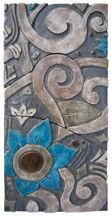 310 best murales images on pinterest pottery ideas ceramic wall ceramic wall art abstract ceramic wall hanging www gvega com
