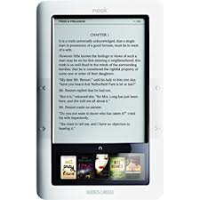 Barn Noble Amazon Com Barnes U0026 Noble Nook Ereader No 3g Electronics
