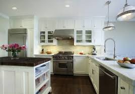 choose your kitchen backsplash with white appliances home design
