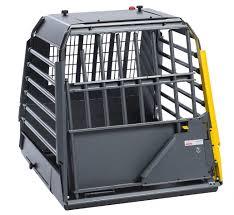 porta cani per auto variocage compactsingle gabbia trasporto cani in auto deformabile