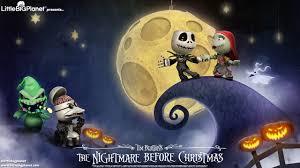 spirit halloween jack skellington littlebigplanet embraces the halloween spirit with dlc treats from