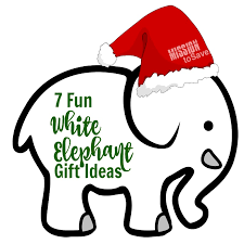 White Christmas Gift Ideas by 7 Fun White Elephant Gift Ideas That They U0027ll Want To Keep