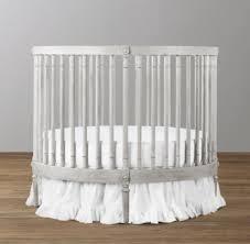 ellery round crib u0026 mattress
