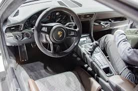 new porsche 911 interior an idiot savant guide to the new porsche 911 r