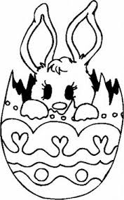 coloring cartoon easter face easter coloring pages to print
