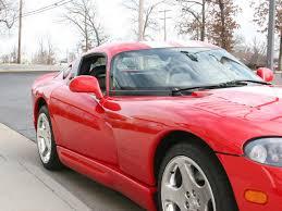 Dodge Viper Hardtop - 2002 dodge viper gts final edition