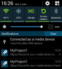 center android mobile tutorial using notifications ios and android appmethod