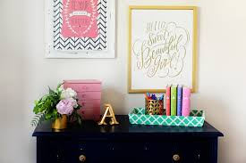 Green And Pink Bedroom Ideas - amazing tween bedroom design pink navy gold and green