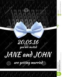 Black Card Invitation Wedding Invitation Card Template Vector Black And White Card