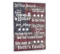 patriotic s family word wooden sign wall