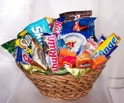 junk food basket 83 best junk food images on junk food desserts and