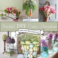 Easter Decorations Homemade by Homemade Easter Decorations Home Design Ideas And Pictures