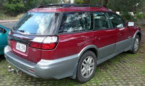 red subaru outback file 2003 subaru outback bh9 my03 luxury station wagon 2009 07