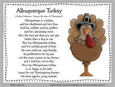 a thanksgiving song that will get your turkey
