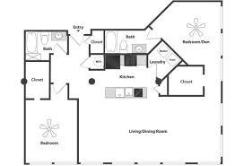 Loft Apartment Floor Plan Floor Plans U0026 Pricing Sycamore Place Lofts In Cincinnati Oh