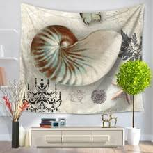 Shell Home Decor Popular Shell Wall Hangings Buy Cheap Shell Wall Hangings Lots