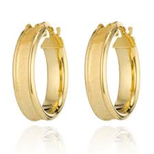 9ct gold hoop earrings 9ct gold hoop earrings bluewater 195 00