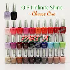 opi nail polish set ebay