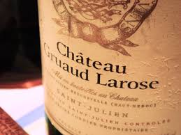 30 years of château gruaud wine words and videotape château gruaud larose wine words and