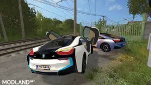 modified bmw i8 bmw i8 v1 0 mod farming simulator 17