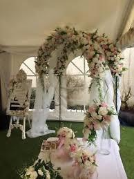 wedding arches on ebay wedding arch ebay