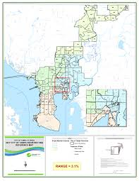 Map Of Tampa Florida Area by City Of Tampa City Council Redistricting Plan Hillsborough