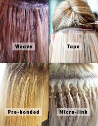 bonding extensions how do micro bonded hair extensions last weft hair