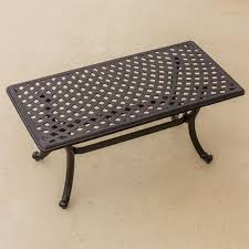 Lakeview Patio Furniture by Rosedown Cast Aluminum Patio Furniture