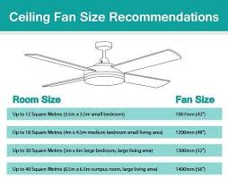 what size ceiling fan for 200 sq ft room ceiling fans sizes india www lightneasy net