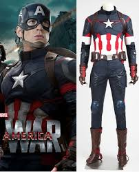 ultron costume age of ultron captain america costume