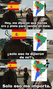 Memes De America - la conquista de américa meme by minestorm20 memedroid
