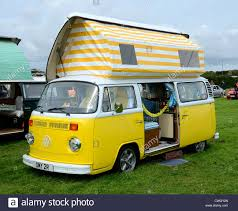 new volkswagen bus yellow vw camper stock photos u0026 vw camper stock images alamy