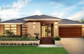 modern homes plans newest one house plans small houses plan simple modern