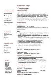 Orthopedic Nurse Resume Resume Cv Cover Letter Nurse Resume Example Classified By Nursing