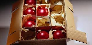 how to make cardboard ornament dividers