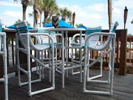 Pvc Outdoor Patio Furniture Photo 03 Bar Heigh Pvc Patio Furniture Pinteres