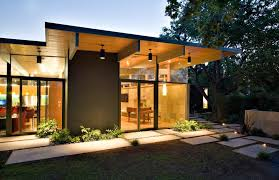 roof dormer exterior midcentury with flat roof