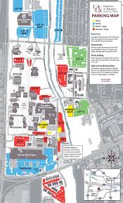 Colorado College Campus Map by Missouri S U0026t