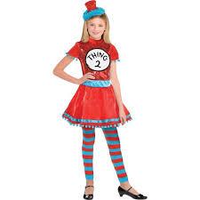Halloween Costumes 1 2 1 U0026 2 Dress Costume Dr Seuss