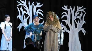wizard of oz cowardly lion costume wizard of oz carmel high 2016 carmel ny starring jeremy