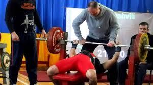 roman eremashvili 210kg bench press at 67 5kg all things gym