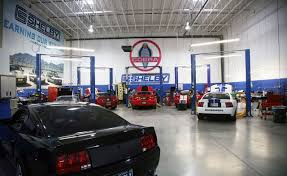 mustang auto shop shelby announces hq and flagship store in