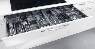 range couverts tiroir cuisine s parateur de tiroir de cuisine r glable dans sa separateur de