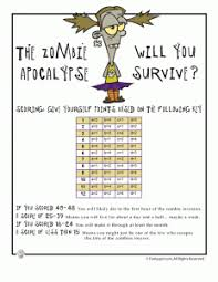 printable quizzes would you survive woo jr activities
